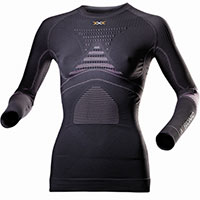 X-bionic Energy Accumulator® Evo Shirt Long Sleeves Round Neck Lady