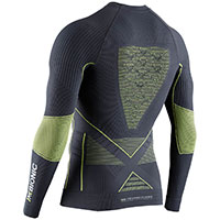 Camiseta X-Bionic Energy Accumulator 4.0 verde