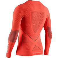 X-bionic Energy Accumulator 4.0 Shirt Sl Orange