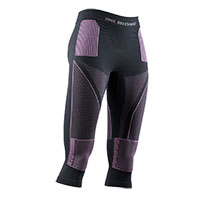 X-bionic Energy Accumulator3/4 4.0 Lady Pants Pink