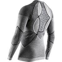 Maglia X-bionic Apani 4.0 Merino Grigio