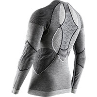 Camiseta X-Bionic Apani 4.0 Merino gris