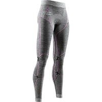 Pantaloni Donna X-bionic Apani 4.0 Merino Rosa Donna