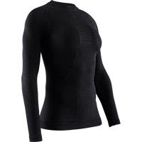 Camiseta Dama X-Bionic Apani 4.0 Merino negro