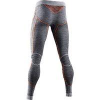 Pantalones X-Bionic Apani 4.0 Merino naranja gris
