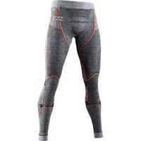 Pantaloni X-bionic Apani 4.0 Merino Arancio Grigio
