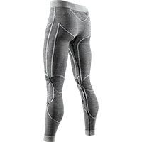 Pantaloni X-bionic Apani 4.0 Merino Grigio