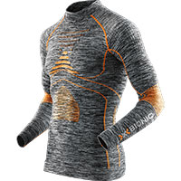X-bionic Energy Accumulator 4.0 Shirt Orange