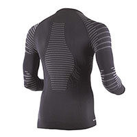 X-bionic Invent Shirt Long Sleeves Nero