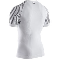 Maglia X-bionic Invent® Sport 4.0 Lt R-neck Bianco