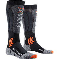 X-bionic Moto Touring Long Socks Black