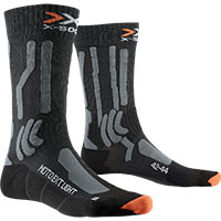 X-bionic Moto Extreme Light Socks Black
