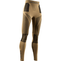 Pantalones Dama X-Bionic Radiactor 4.0 Winter dorado