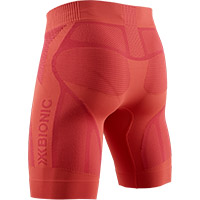 X-bionic The Trick 4.0 Running Shorts Red