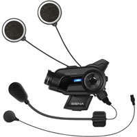 Sena 10c Pro Telecamera Moto E Interfono