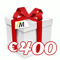 Gift Card €400
