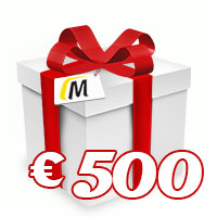 Gift Card €500