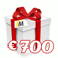 Gift Card €700