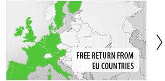 Free return EU countries