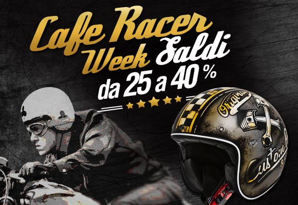 Saldi Cafe Racer Week