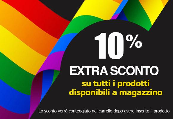 Extra sconto 10%