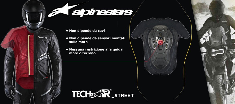 Alpinestars Tech Air
