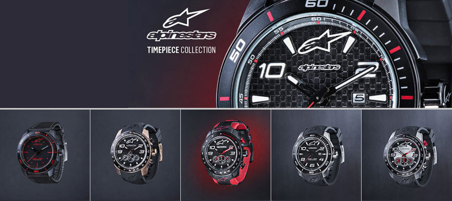 Alpinestars Timing Collection