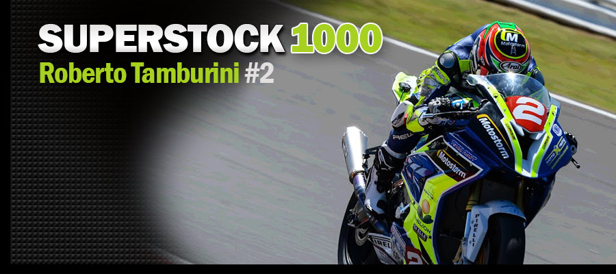 Tamburini Superstock 1000