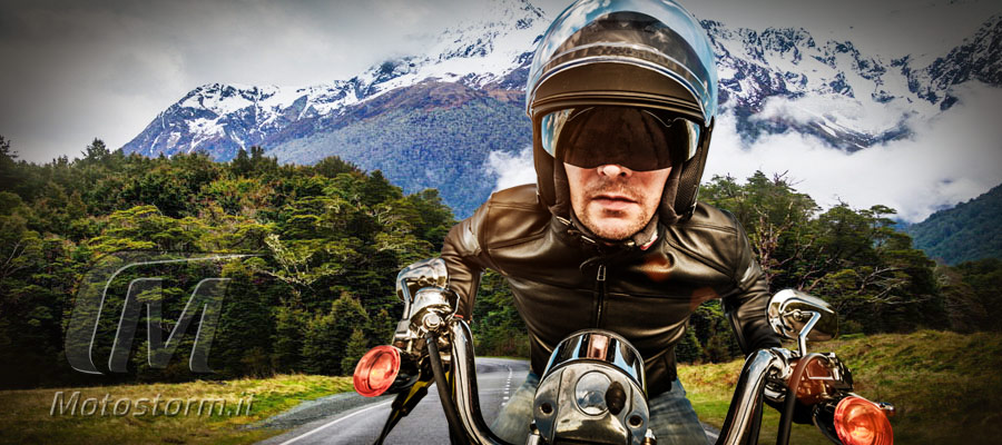 Motostorm: motorcycle clothing